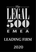 Leading Firm 2020 Restructuring and Insolvency