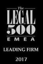 Legal 500 2017 Restructuring and Insolvency