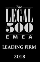 Legal 500 2018 Restructuring and Insolvency